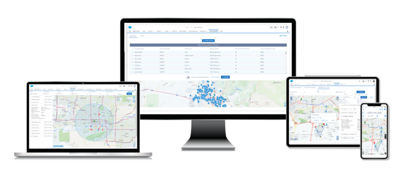 Opti-Time for Salesforce