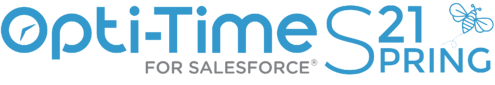 Opti-Time for Salesforce Spring 2021 !