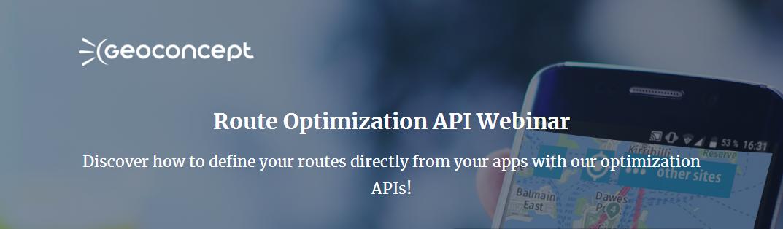 API webinar